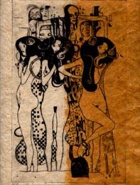 Radierung_Gustav_Klimt