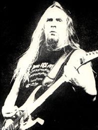 Tiefdruck Radierung Intagliotypie Photopolymer CbyArt, Slayer Jeff Hanneman